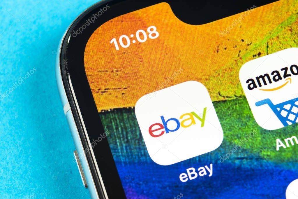 Ebay Application Icon On Apple Iphone X Screen Close Up Ebay App Icon Ebay Com Sponsored Icon Apple Ebay Applicatio Application Icon App Icon Ebay