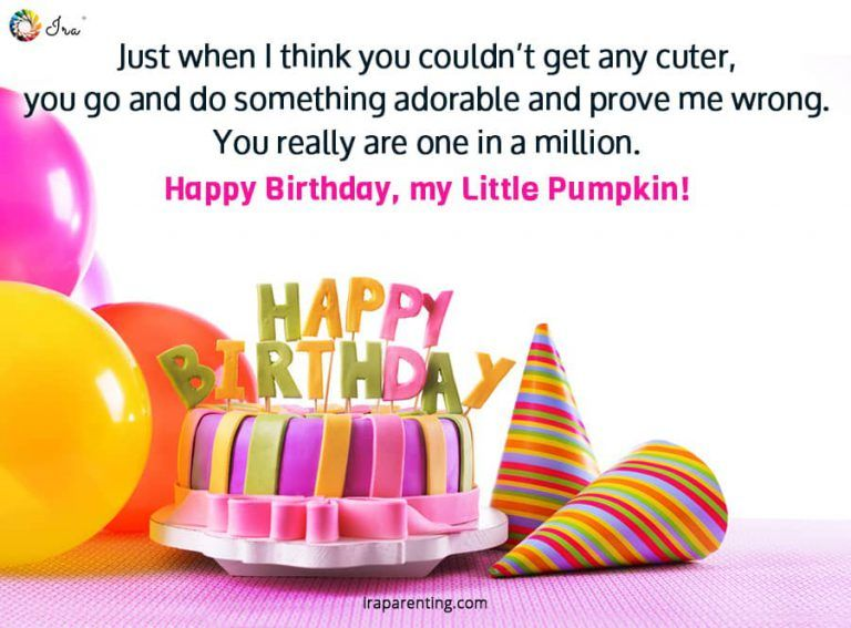 Birthday Wishes for Baby Girl Birthday Quotes for