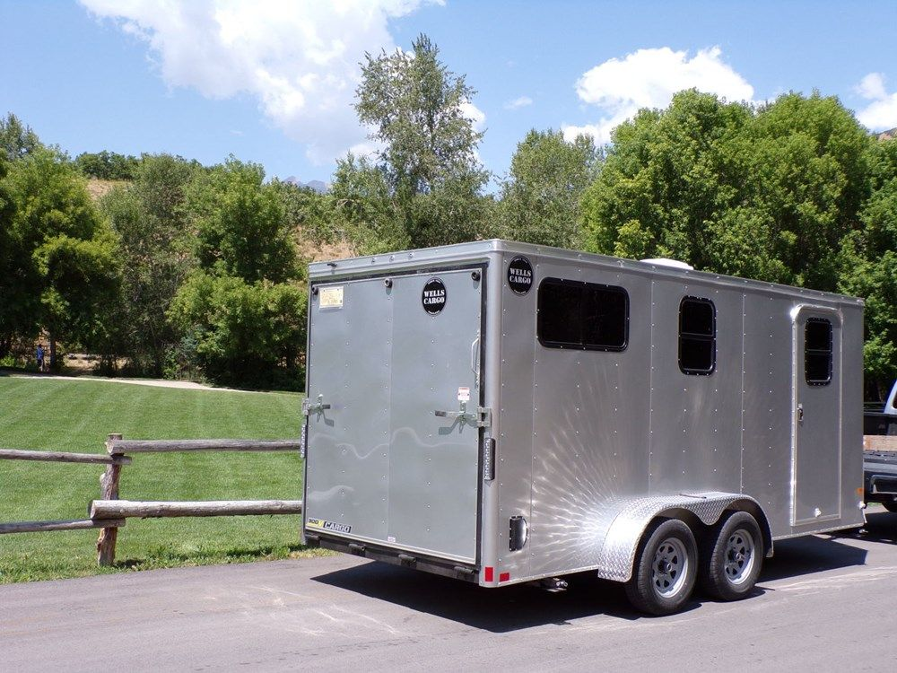 Cargo Trailer Toy Hauler Tiny House For Sale 0014 Tiny House Camper Tiny House Trailer Buy A Tiny House