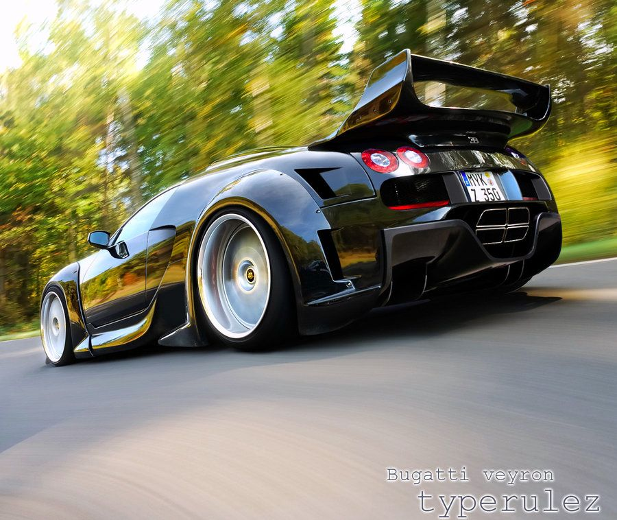 Bugatti Veyron By Typerulez On DeviantART
