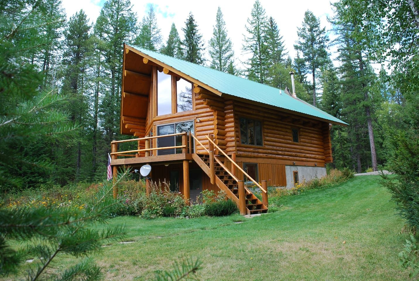 for cabins destination missoula montana rent