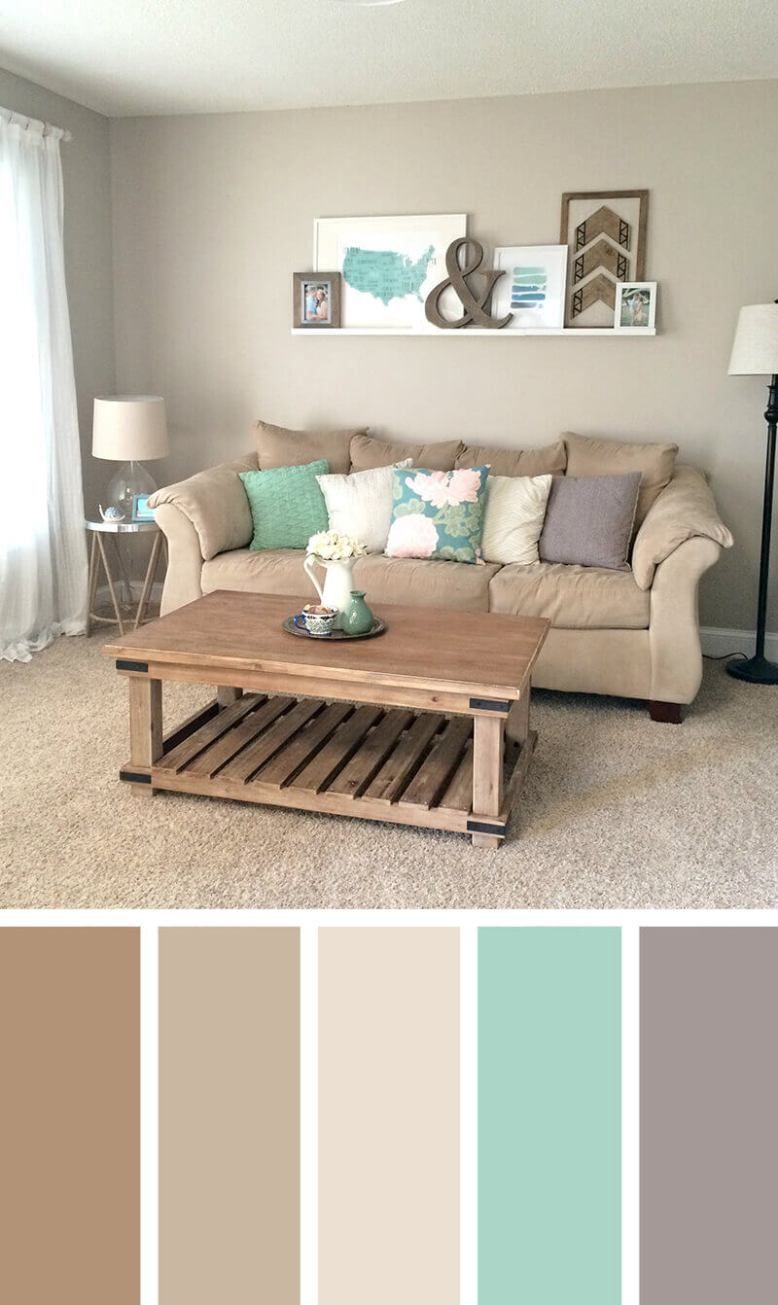 cool color ideas for my living room on color schemes for living room id=36768