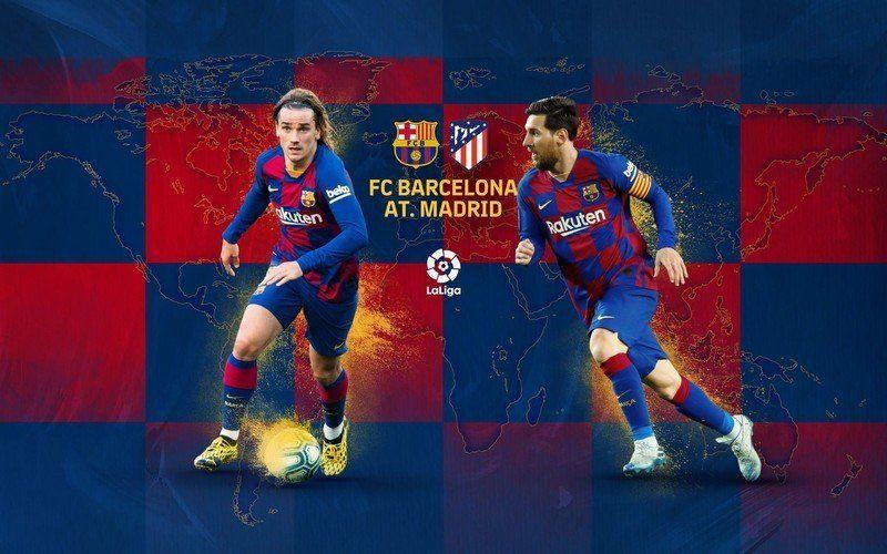 Howto Howto News How To Watch Barcelona Vs Atletico Madrid La Liga Live Stream Barcelona Vs Atletico Madrid La Liga Atlético Madrid