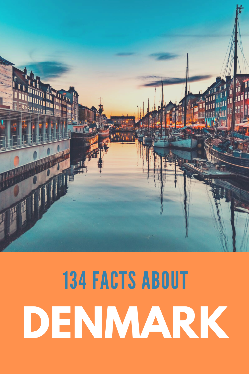 134 Facts About Denmark In 2020 Europe Travel Travel Around Europe Travel Destinations Italy