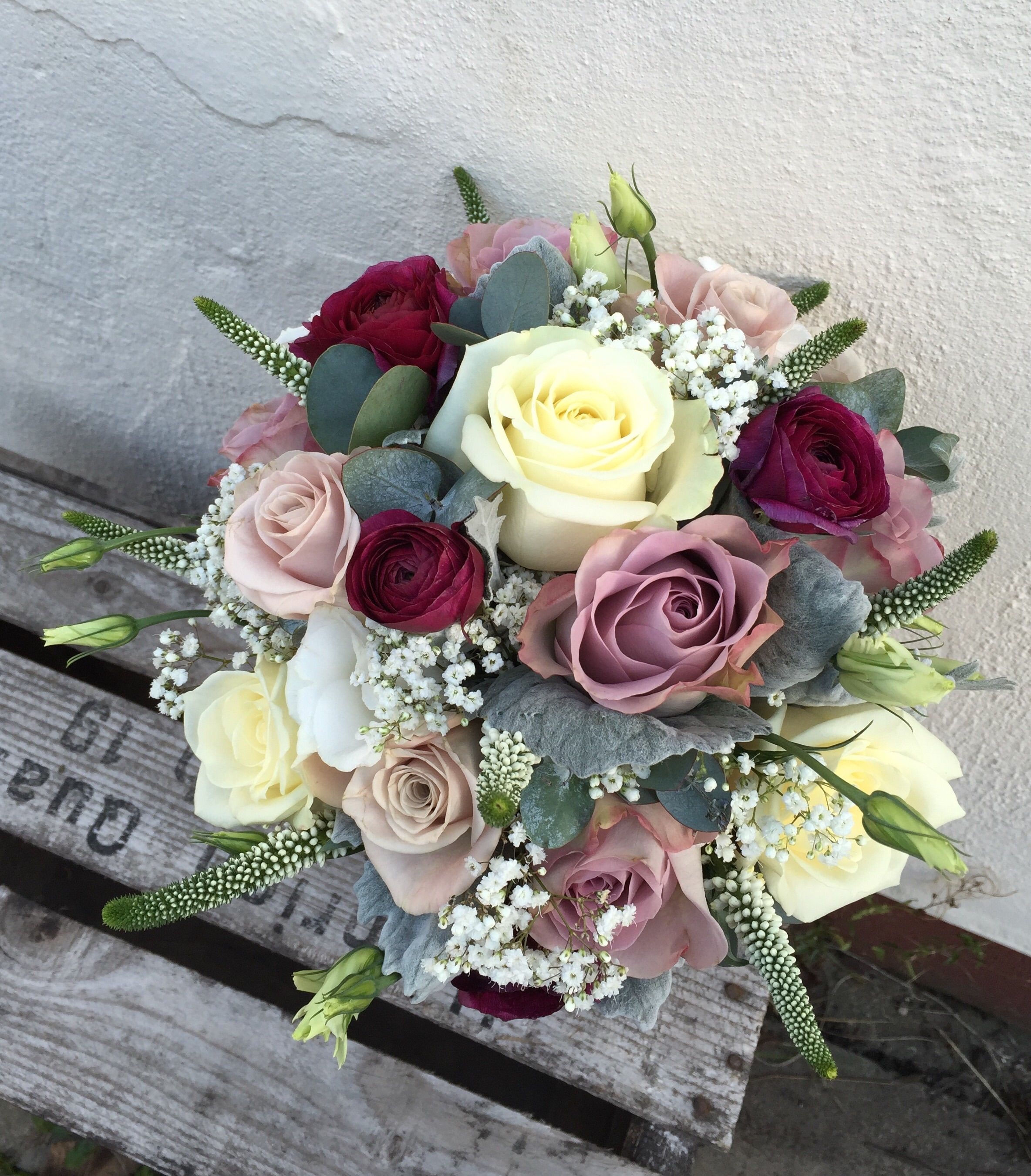 Medium Of Winter Wedding Flowers