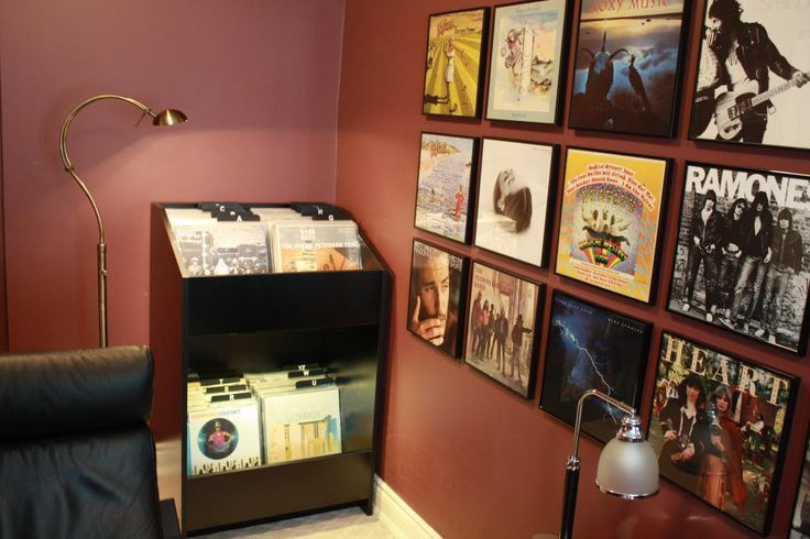 Listening room: installed acoustic panels - AudioKarma.org Home Audio Stereo Discussion Forums #Storage #Music Room #musicdecor #VinylRecord #audio room #Dynaudio #Emit #HiFi #Home #Series #Speakers #Theatre