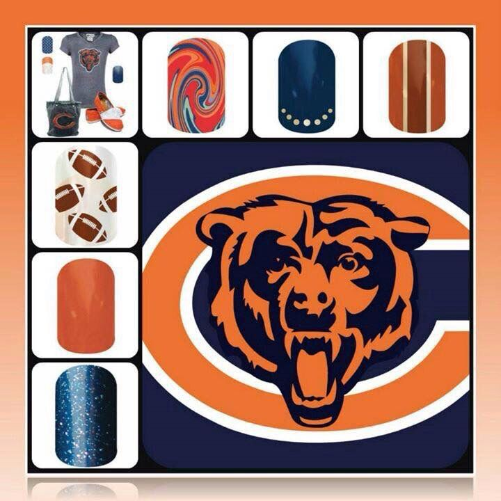 Da Bears Jamberry