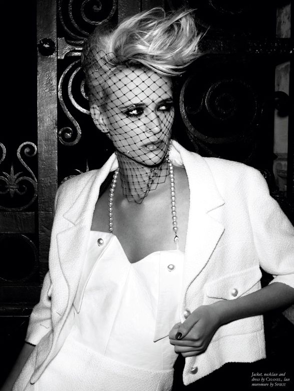 I Wanted Everything   Milou van Groesen   Paul Empson #photography   Black Magazine 16 Spring/Summer 2012
