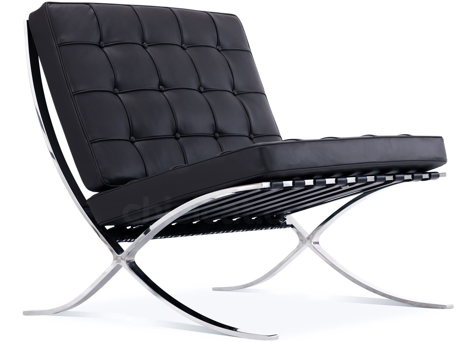 Barcelona Chair Knockoff With Barcelona Chair By Mies
