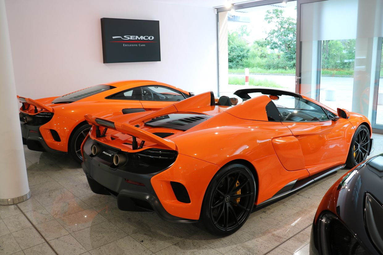2016 Mclaren 675 Lt Haar Munich Germany Jamesedition With Images Cars Mclaren Cars New Supercars
