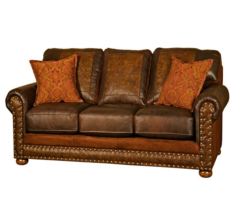 Western Style Sofa 6775 Sofas And Loveseats Ranch Inspired Proudly Made In The Usa Using Only Highest Quality Materials To