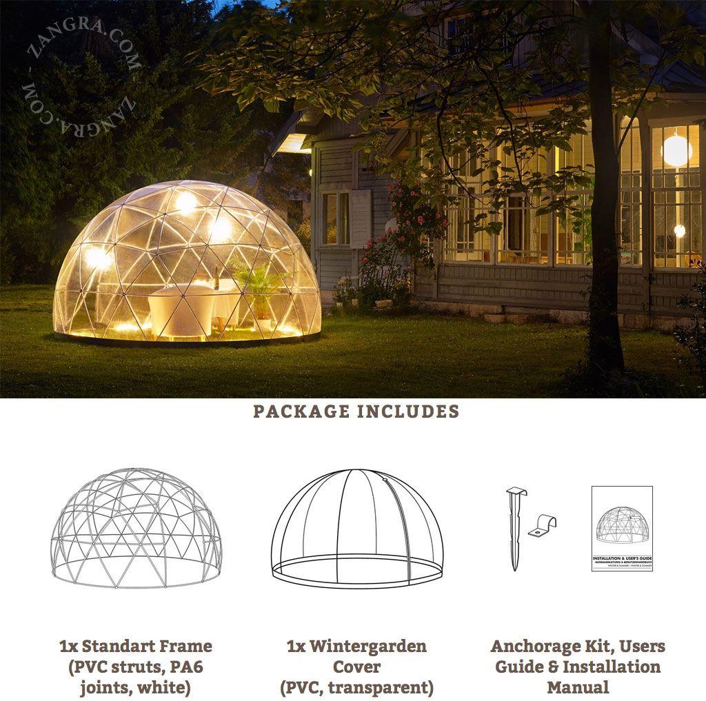 Louisiana Dome House: Dome Voor In De Tuin …