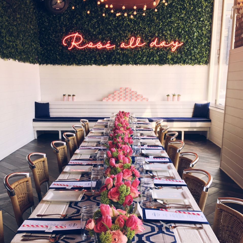 chicago the hampton social its bridal shower season contact eventsparkerrestaurantgroupcom to book your special occasion at the hampton social