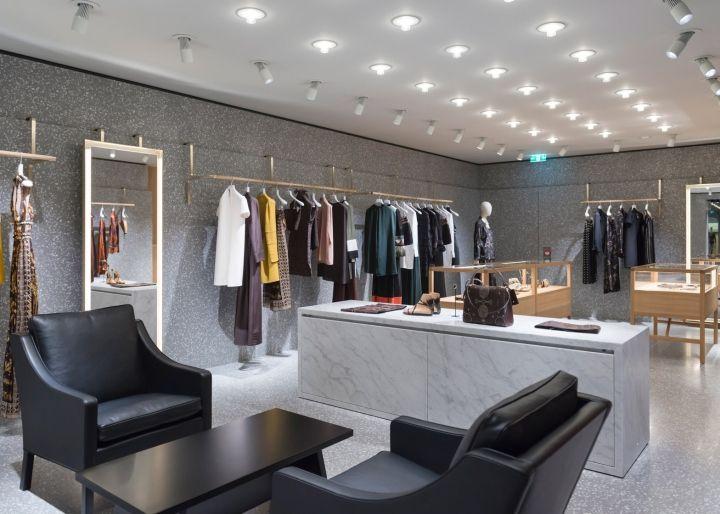 Valentino Flagship Boutique By David Chipperfield, London U2013 UK » Retail Design  Blog | Retail Design | Pinterest | Retail, Retail Interior Design And  Retail ...