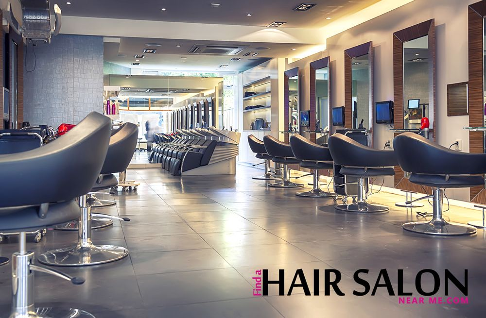 The Hair Salons Near Me Directory. The most extensive