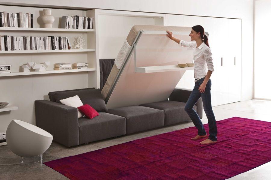Modern Murphy Beds, Italian Furniture Miami