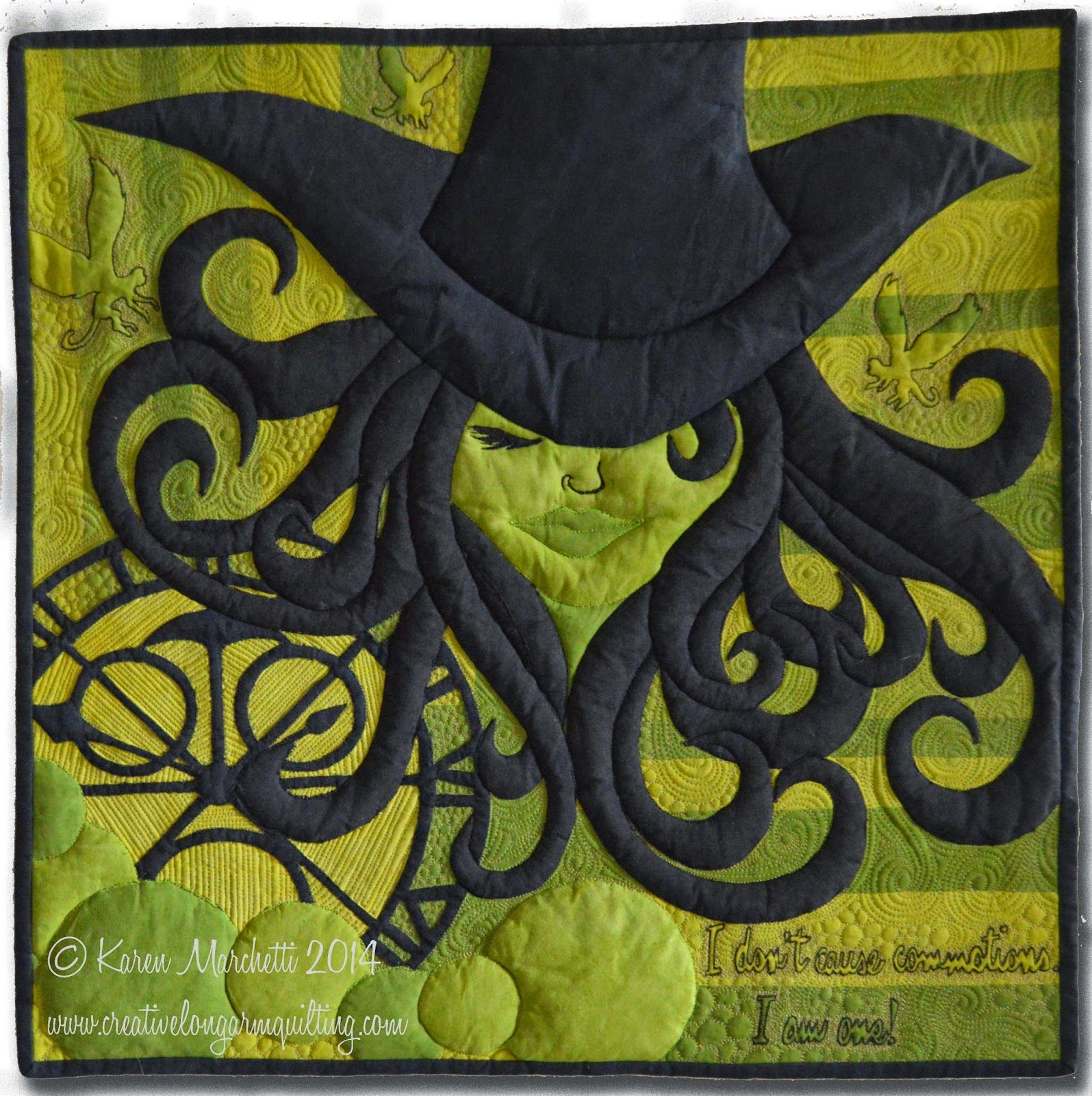 Crooked Stitches: WICKED Challenge