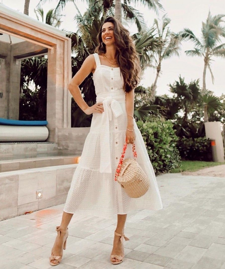 White button down dress style fashionable u street in