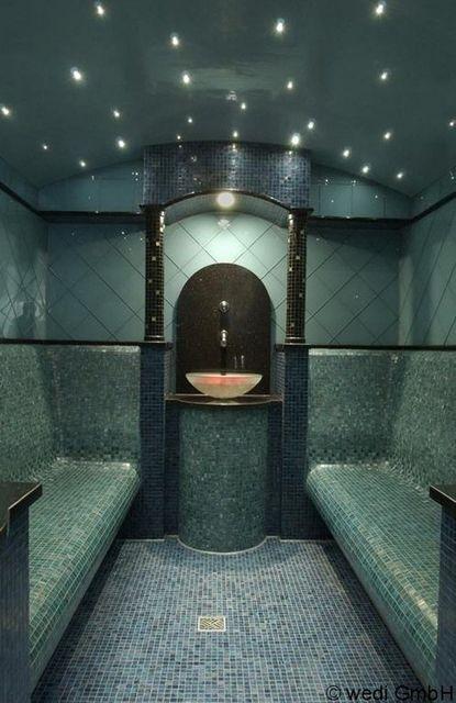 Pin Su Turkish Bath Steam Room