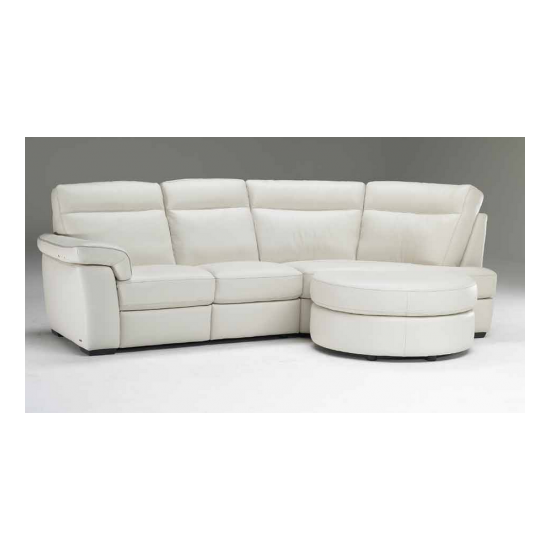 Genial B757 Leather Editions Electric Reclining Sofa | Karls Furniture