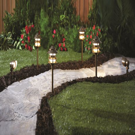Hometrends Frayser Quickfit Led Pathway