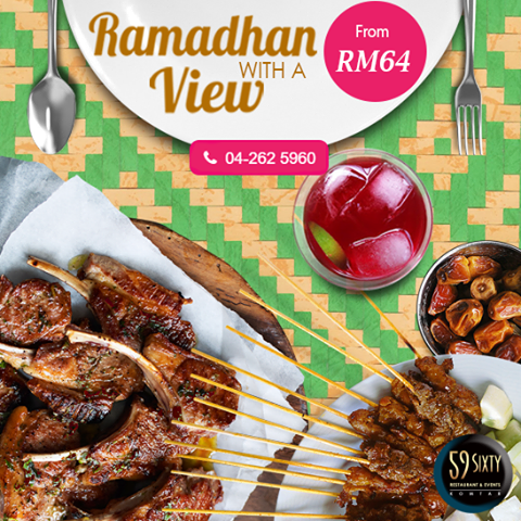Dining Rooms Super Value Ramadhan Buffet Promotion