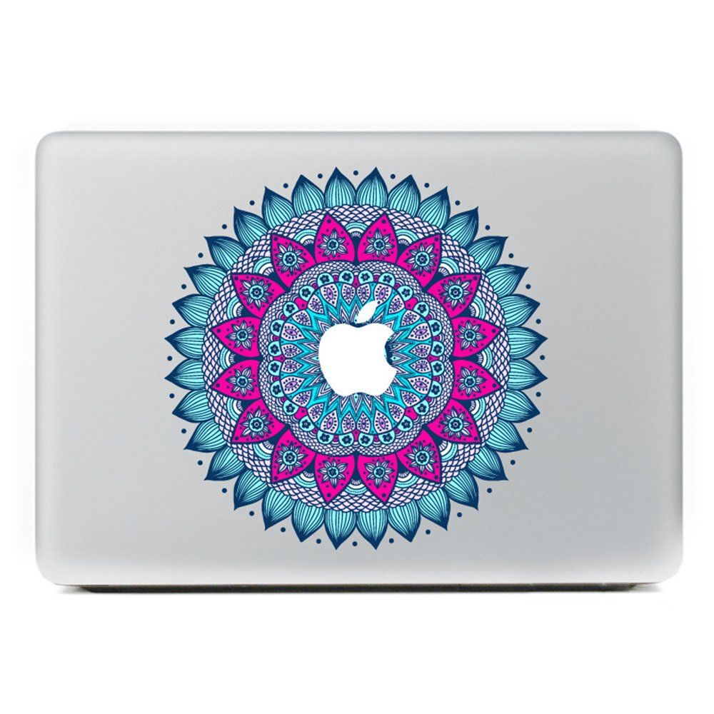 iCasso Pattern Removable Vinyl Decal Sticker Skin for
