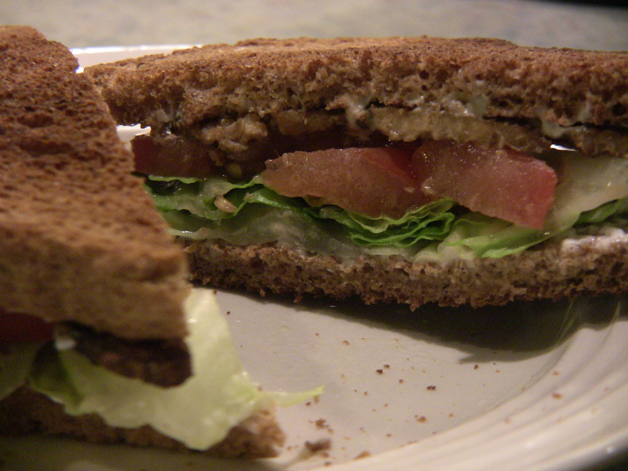 FLT (Facon, Lettuce, Tomatao) is a vegan alternative to an american classic.