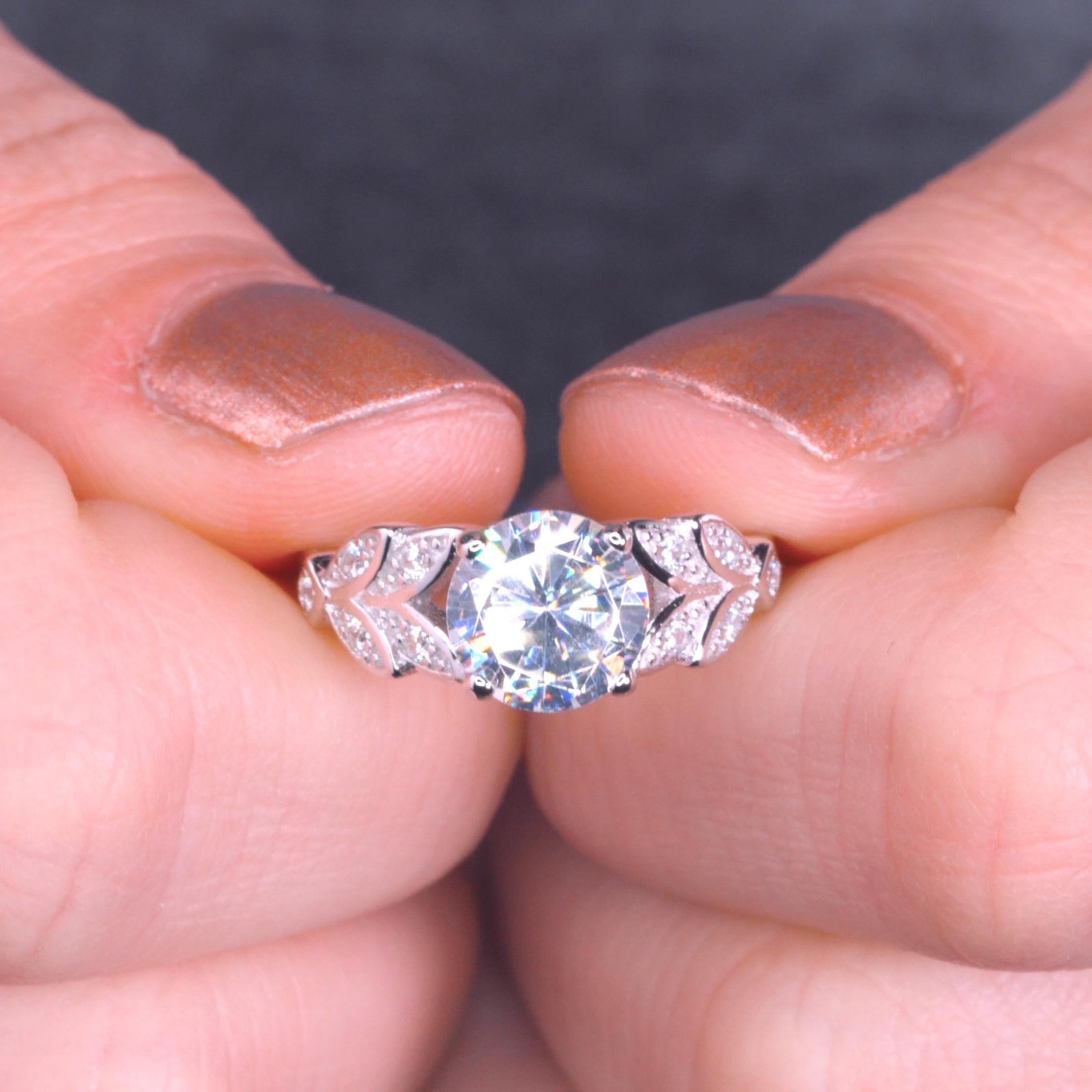 rings Unique Engagement Rings Inexpensive Unique
