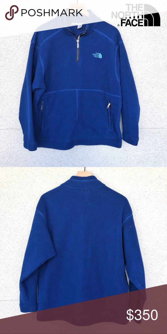 THE NORTH FACE | Soft Zip Up Fleece Sweatshirt | North face