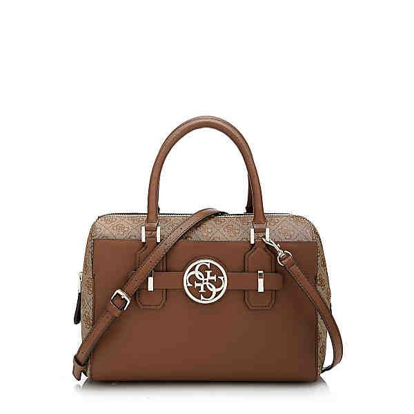 Guess Henkeltasche Katlin box with 4G logo