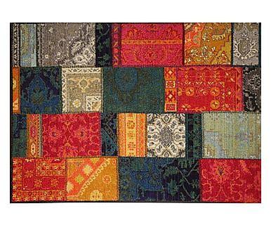 Tappeto tessitura Wilton Moderno Sondrio multicolor