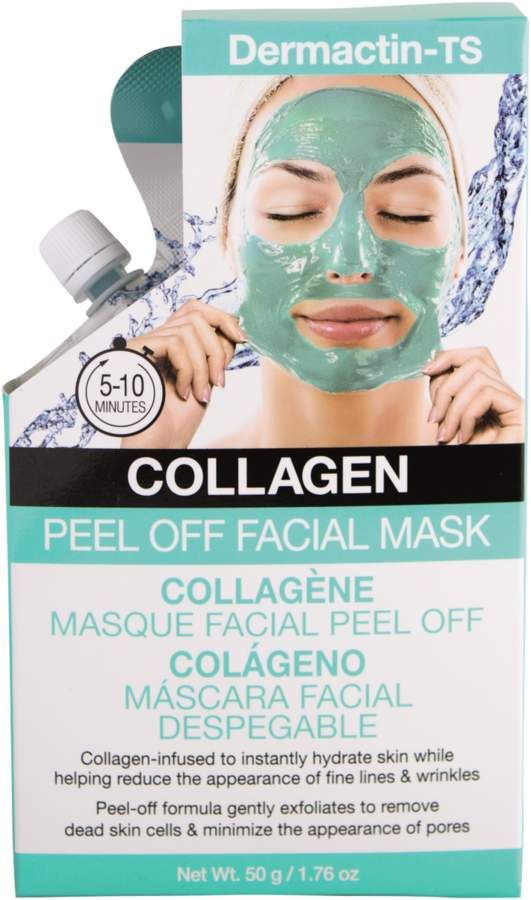 Photo of Peel Off Facial Mask Collagen by Dermactin- TS   Facial Care