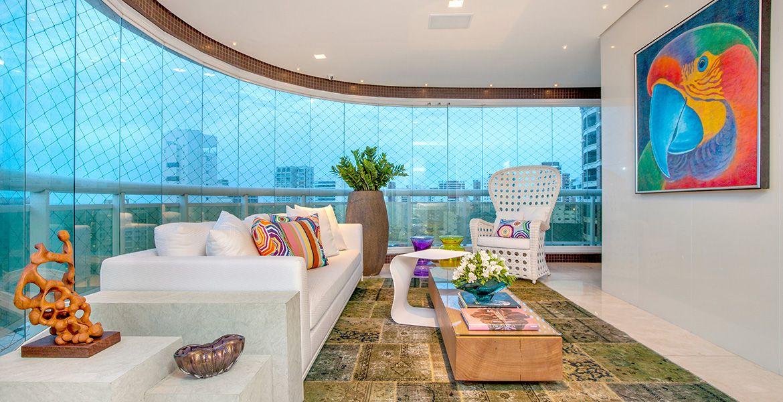 Apartamento Bossa Nova | Projetos da bravo! arquitetura inteligente ...