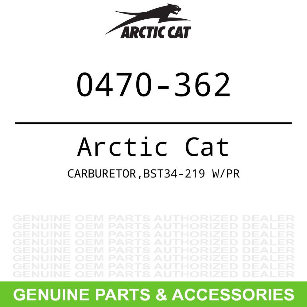 Carburetor For Arctic Cat 400 1998-2001