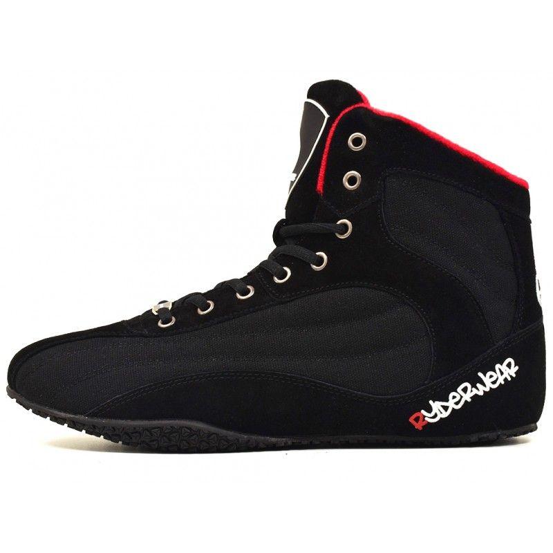 1c9fafcc42e54c RyderWear  Raptors Black Red -  Shoes - Mens -  workout  lifting ...