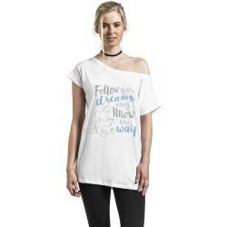 T-Shirts für Damen -  Dumbo Follow Your T-ShirtEmp.de  - #Damen #dragontattoo #für #littletattooideas #piscestattoo #TShirts #unusualtattoos