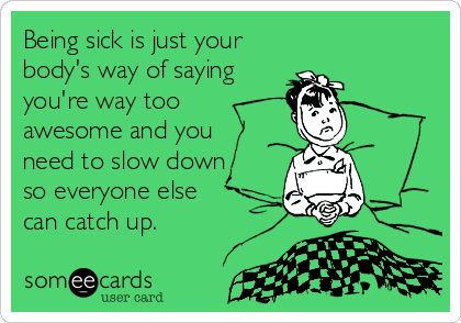 Oh Really Another Facebook Status About You Being Sick No One Cares In