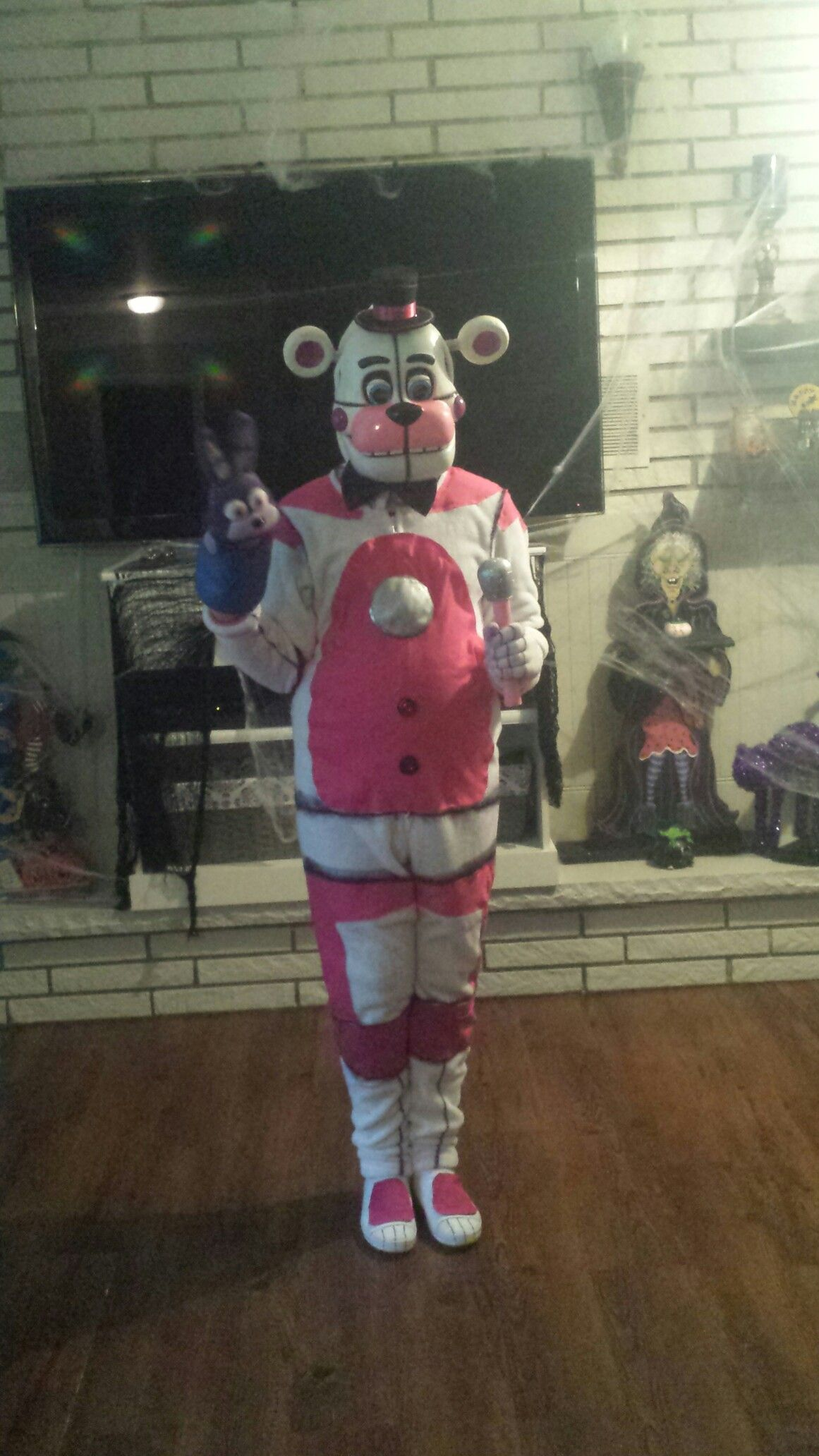 funtime freddy costume by mark mcgrath