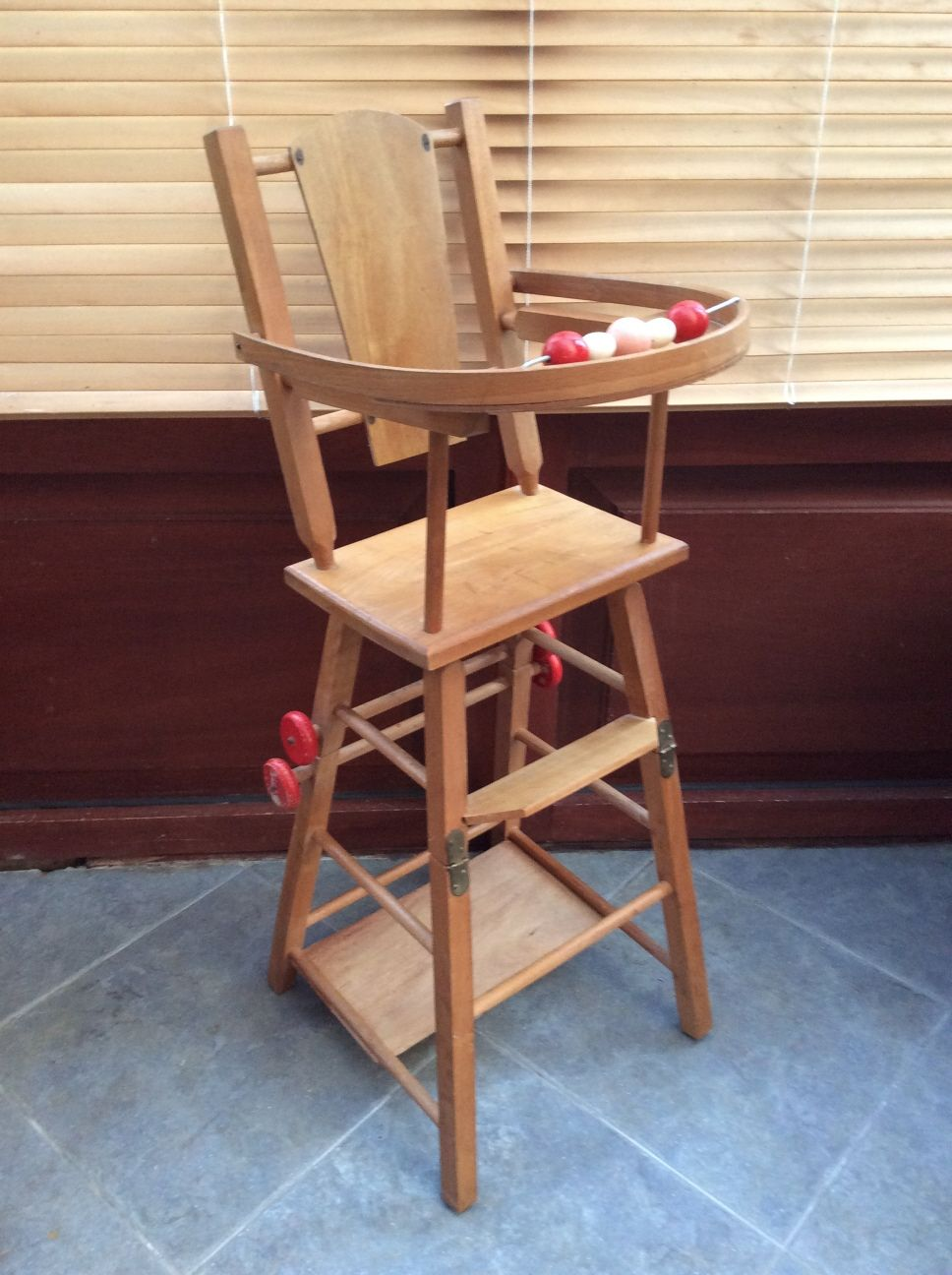 Antique Doll High Chair - Antique Doll High Chair Antique Furniture