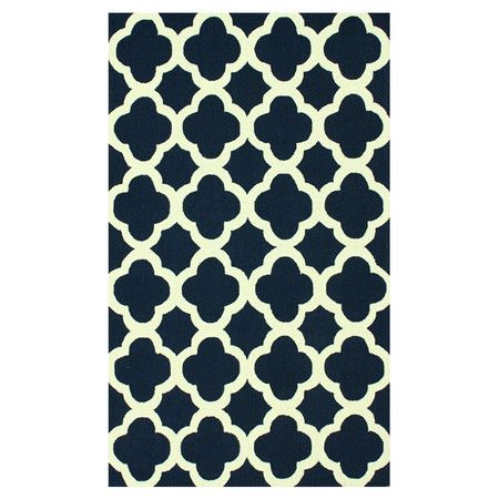 Perla Rug in Navy at Joss and Main