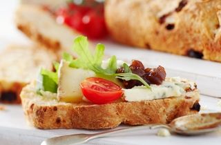 Gluten Free White Bread With Sundried Tomatoes Tesco Real Food Recipes Food