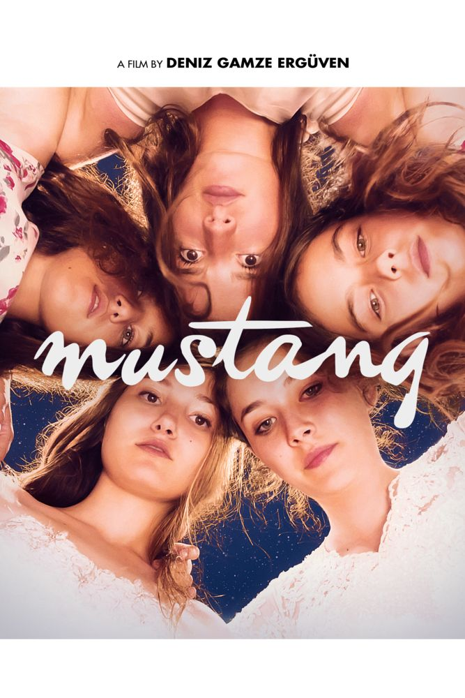 Image result for mustang film poster