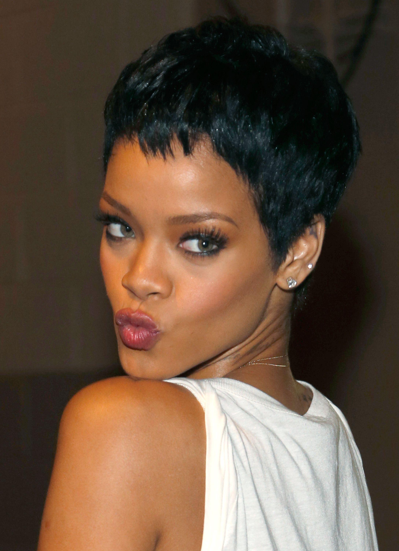 Rihanna s Entire Beauty Evolution