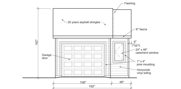 Garage dimensions google search andrew garage for Single garage size
