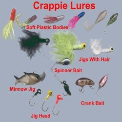 Crappie fishing tips youtube best bait for crappie for Best ice fishing lures for panfish