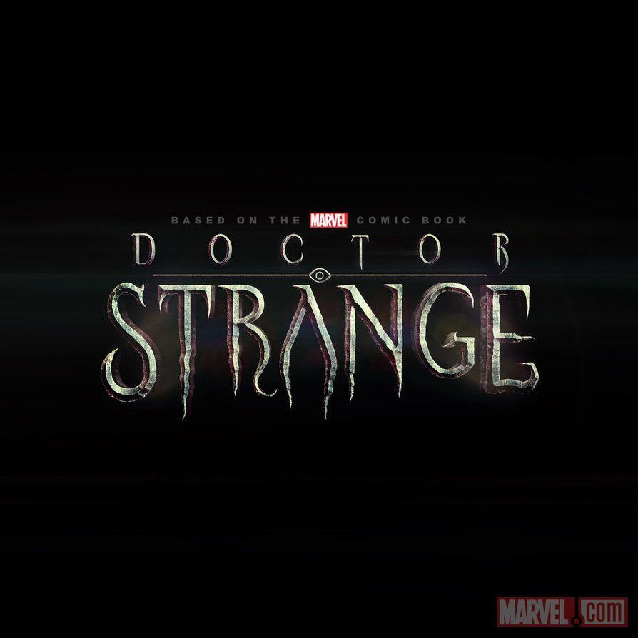 Marvel Studios: Marvel Studios' Doctor Strange Logo By SkinnyGlasses On