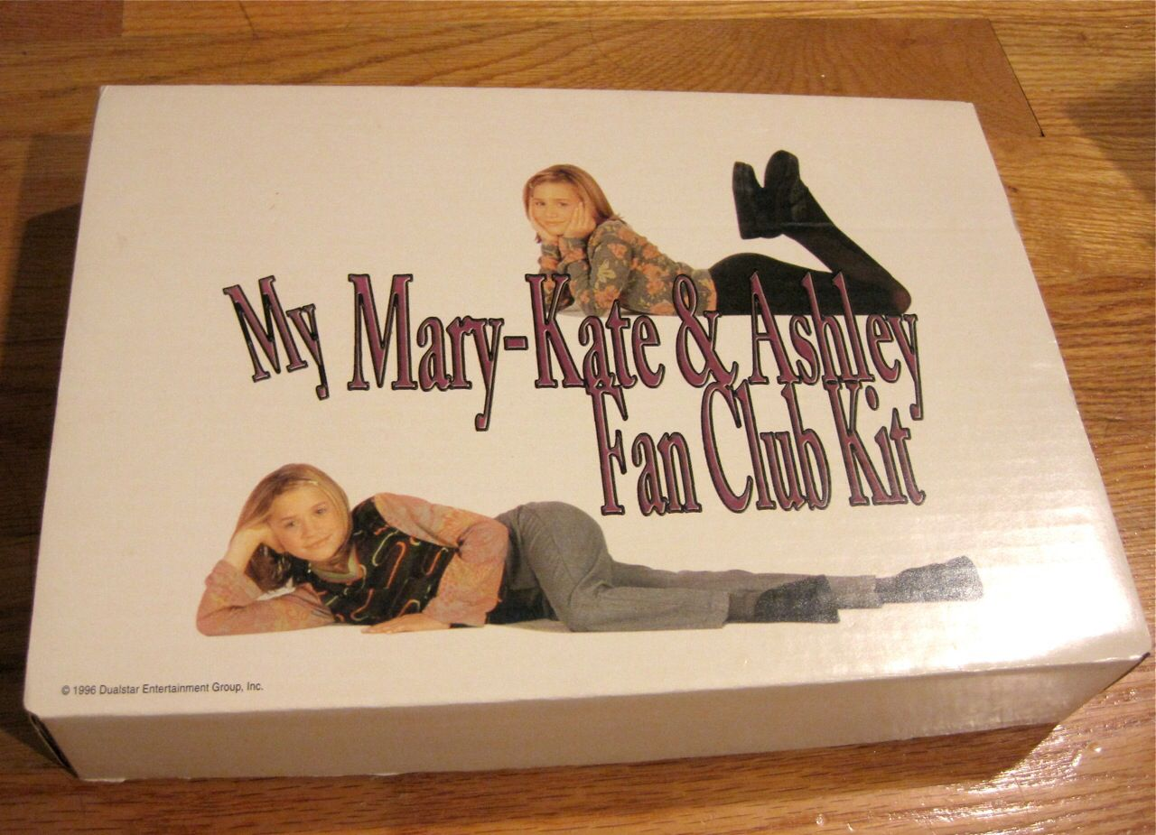 Marykate and ashley collection fun club my marykate