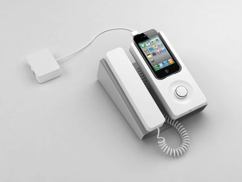 iphone to speaker phone
