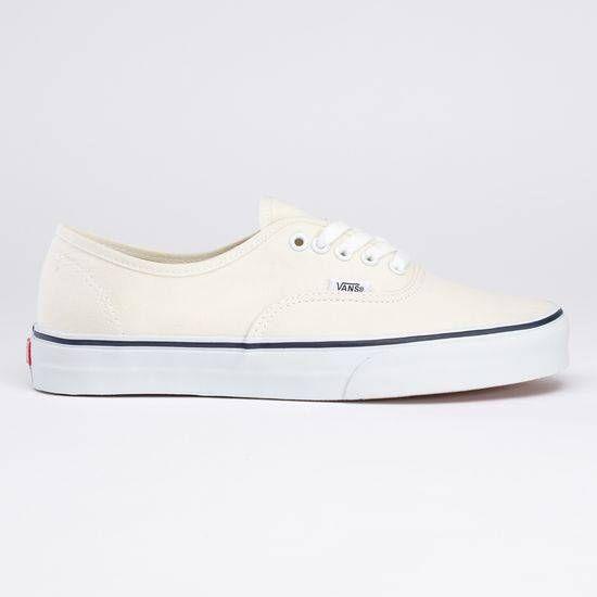 Cream Vans | White vans outfit